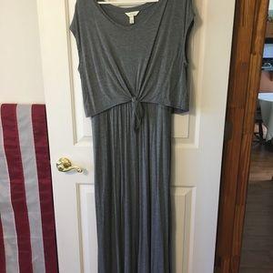 Soma Jersey Maxi Dress